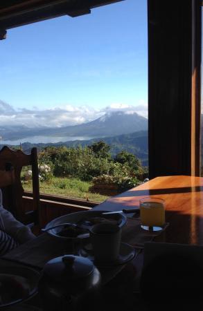 Vista Verde Lodge: Breakfast