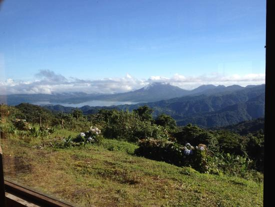 Hotel Vista Verde Lodge: Our view at this moment