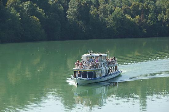 Sankt Kanzian, Αυστρία: MS Magdalena der Erlebnisschifffahrt Südkärnten