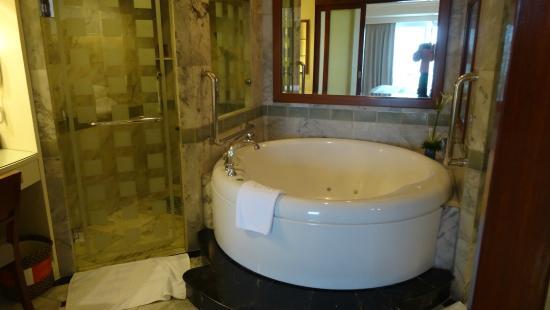Royal Wing Suites & Spa: Bathroom
