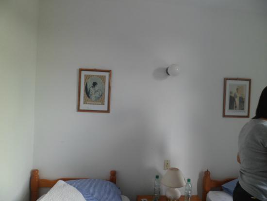 Puerto las Palmas: dormitório