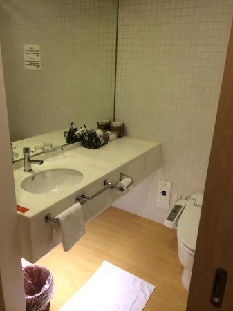 Arietta Hotel Osaka: Bathroom