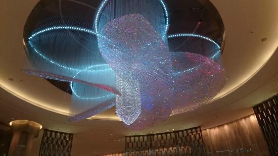 Sofitel Guangzhou Sunrich: lobby