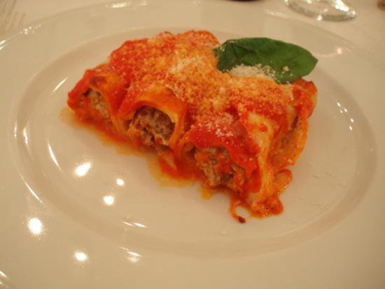 Best Western Hotel La Solara Sorrento: Canneloni