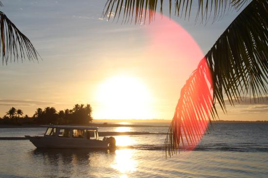 Tikehau Pearl Beach Resort: paysage