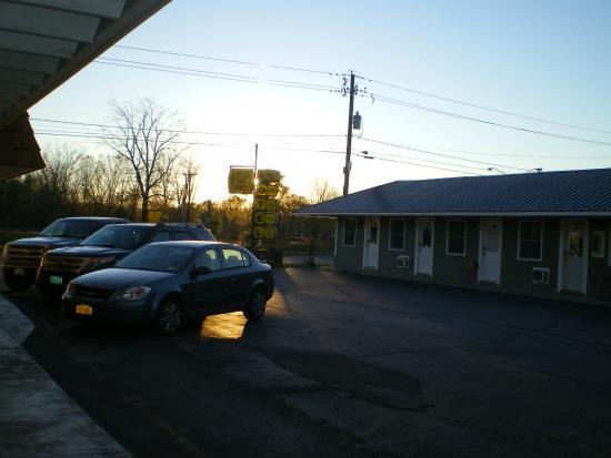 Rip Van Winkle Motel Ny