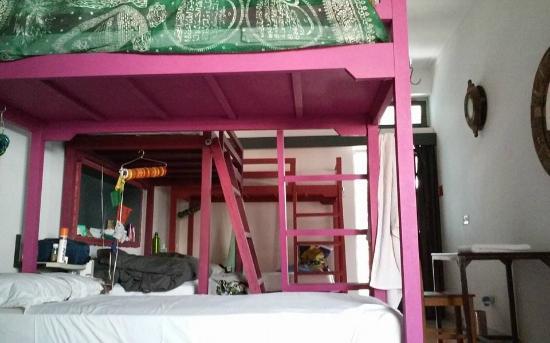 Bed and Chai Masala: Dormitory