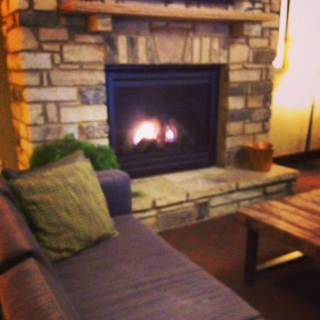 Hampton Inn Pigeon Forge Lounge Area