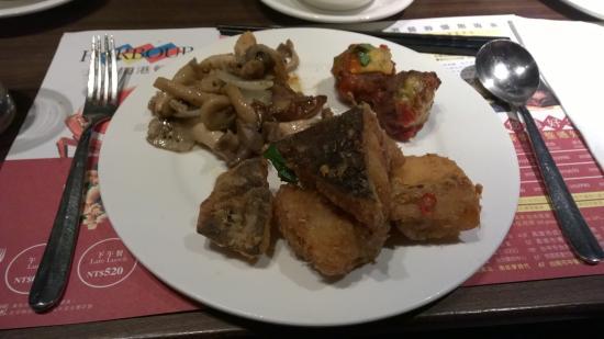漢來海港餐廳(巨蛋店-巨蛋會館5樓)