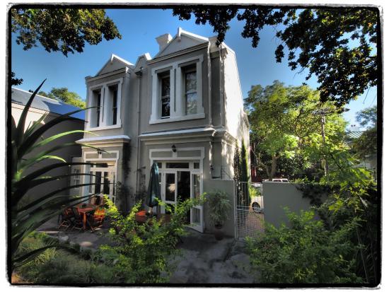 Conifer Cape: Main House