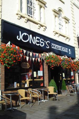 Jones's