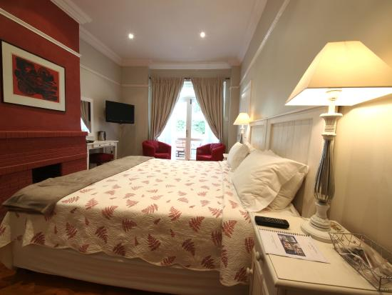 Conifer Cape: King Garden Suite