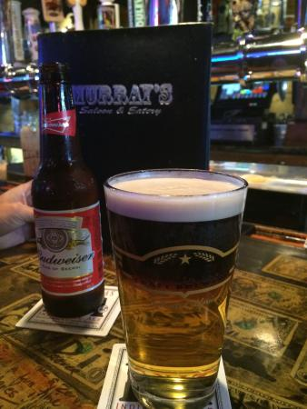 Murray's Saloon & Eatery: Just starting out!