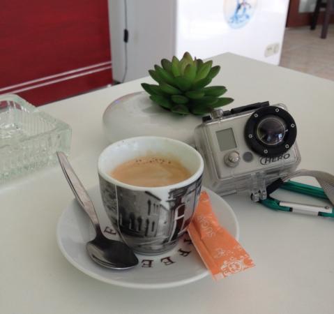 la frenchie: True espresso!