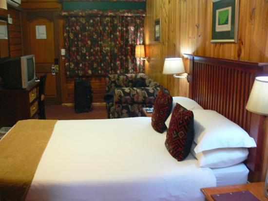 Graywood Hotel : Cosy room