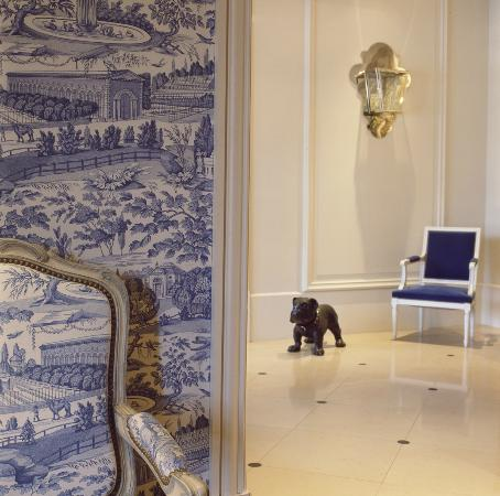 Hotel Le Royal Lyon - MGallery Collection : Entrée Hôtel