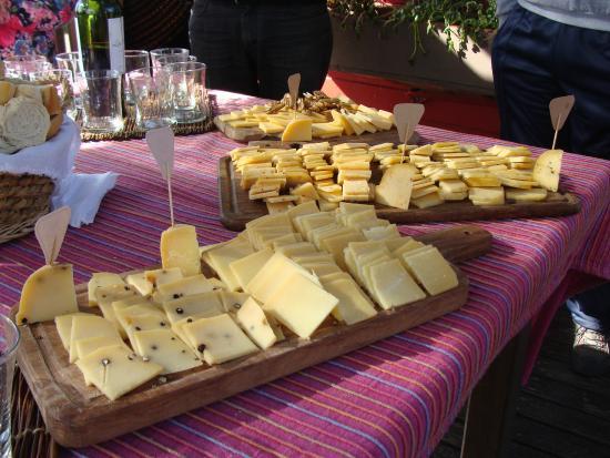 Suipacha, Argentyna: Picada en fermier