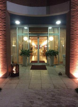 Hotel Due Torri Tempesta : Ingresso