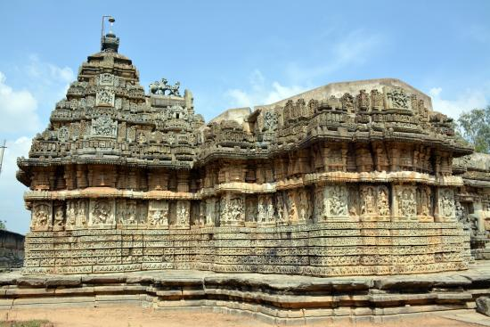 Basaralu Temple
