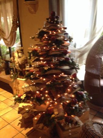 La Cascina: L'albero...