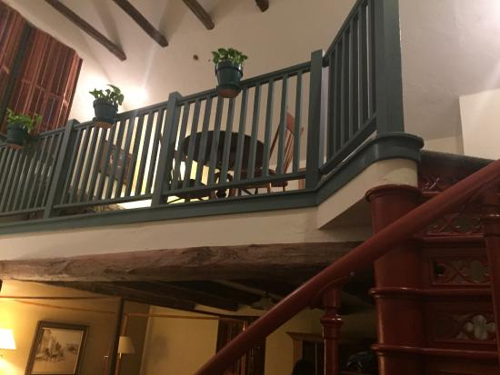 Washington House Inn: Loft