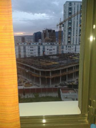 Ibis Oran Les Falaises : Superbe vue sur chantier