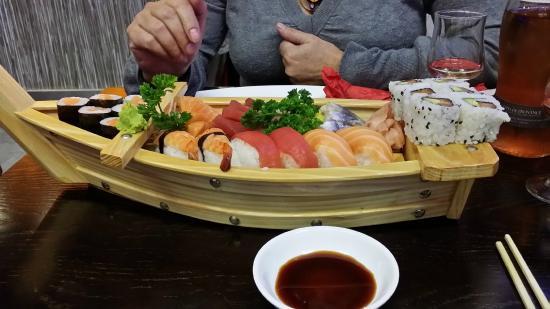 Décoration photo de restaurant japonais le tokyo