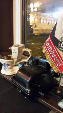 Кофейный салон Ромбаутс