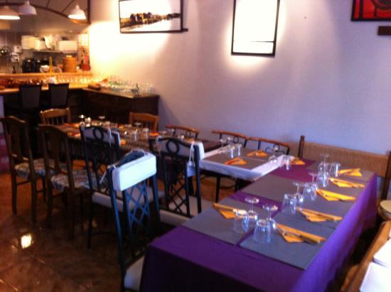 La maison sete 9 boulevard camille blanc restaurant for Salle a manger 53