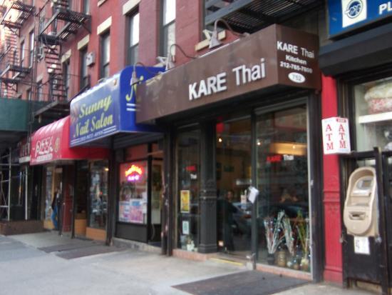 Kare Thai Bistro New York City Hell S Kitchen