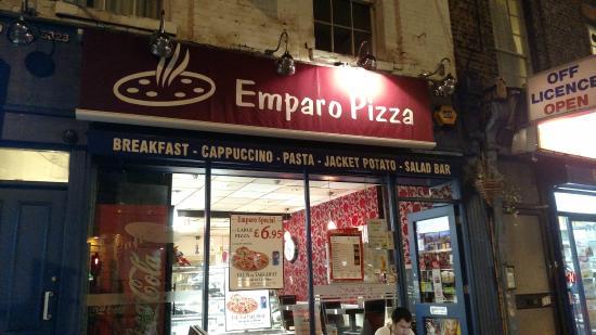 Emparo Pizza