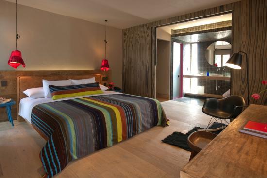 Hotel Bo: Habitación De Lujo con una cama King