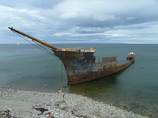 Lord Lonsdale Shipwreck