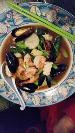 Tara Thai: The Special of the Day, Seafood