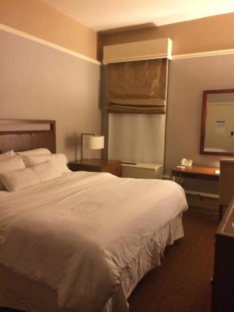 The Westin Columbus: room