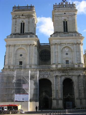 Cathedrale Sainte Marie : Frente