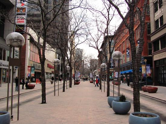 denver 39 s 16th street mall picture of 16th street mall. Black Bedroom Furniture Sets. Home Design Ideas