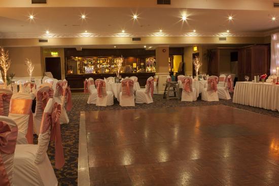 Leixlip House Hotel: Ballroom