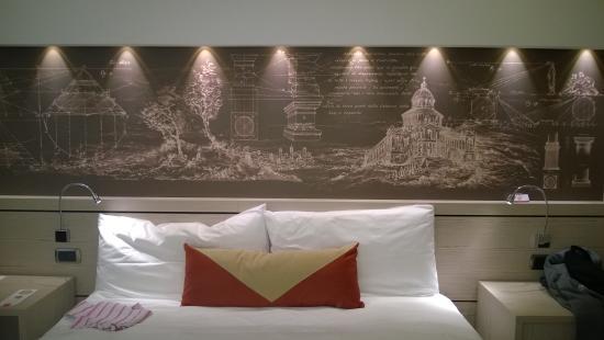 Unaway Hotel Bologna San Lazzaro: la camera