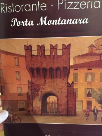 Il men foto di ristorante pizzeria porta montanara - Porta montanara imola ...