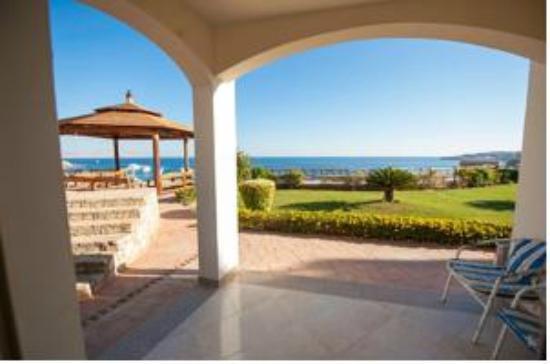 Shark's Bay Oasis Hotel: Garden