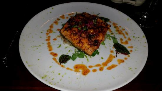 Zoes Steak & Seafood: Trout