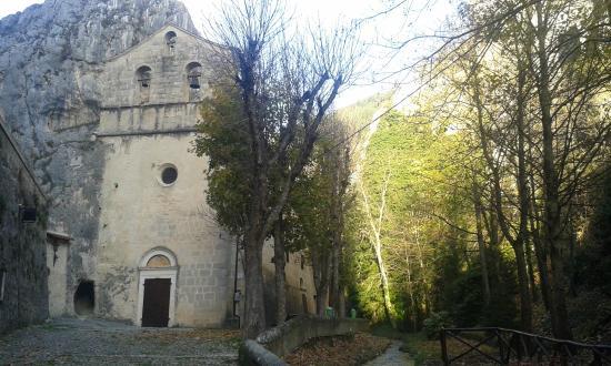 Parco Nazionale del Gran Sasso e Monti della Laga: Madonna D'Appari