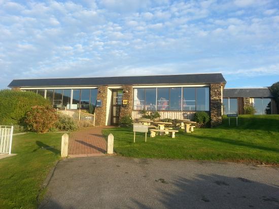 Soar Mill Cove Hotel : The hotel reception
