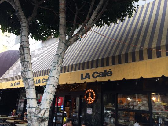 Photo of American Restaurant LA Cafe at 639 S Spring St, Los Angeles, CA 90014, United States