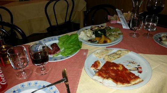 Antipasto di verdure!!!!Woww!!!