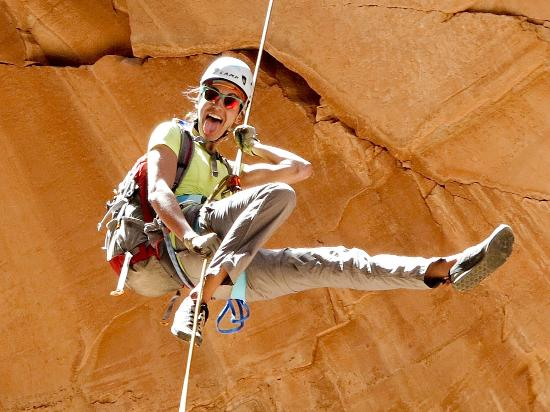 Get In The Wild Adventures: Canyoneering is fun!