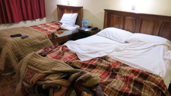 Hotel Don Carlos: cosy beds