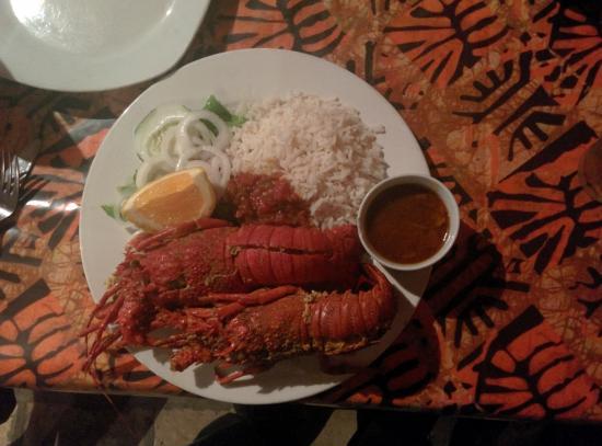 Tofo Tofo: Crayfish