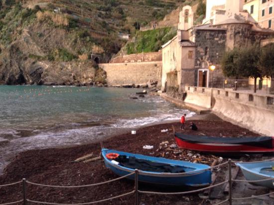 Trattoria Gianni Franzi: Harbor